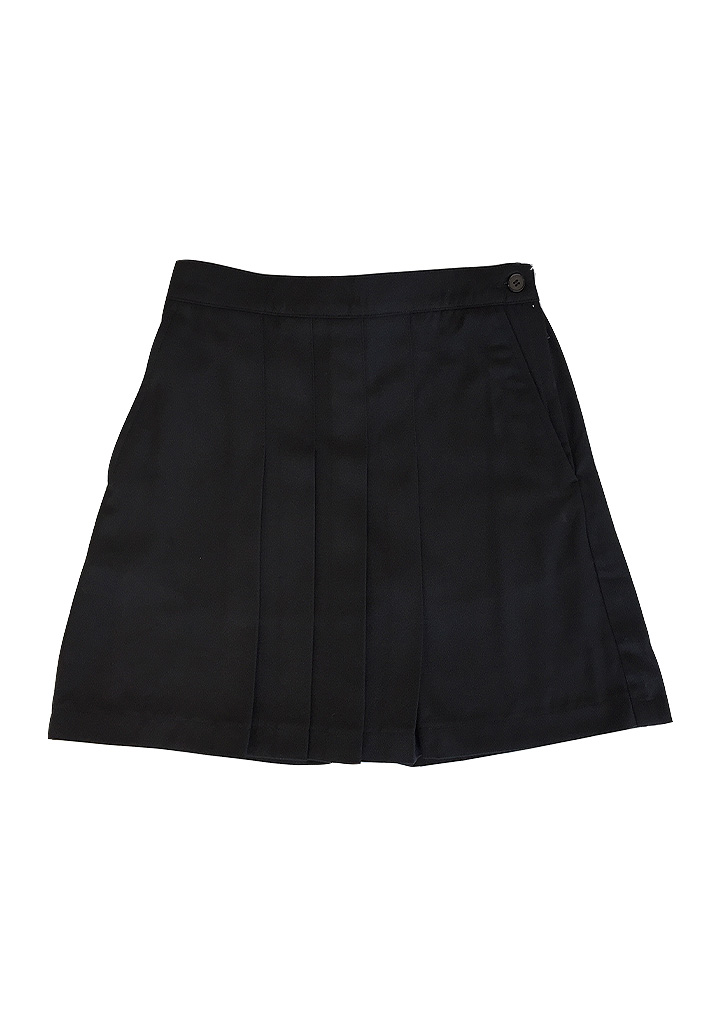 Maraetai Beach School Skort Black