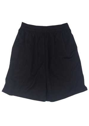 Maraetai Beach School Sports Shorts Black