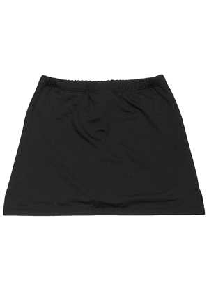 Maraetai Beach School Sports Skort Black